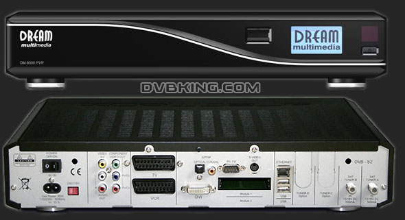 Dreambox 8000 HD