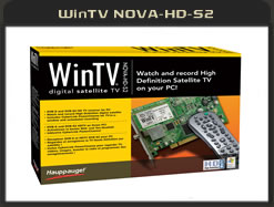 WinTV NOVA HD S2